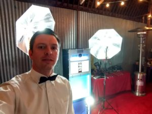 Ruslan, Last Night's PhotoBooth Owner