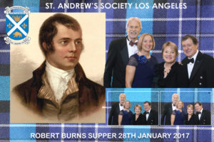 Open Air Photo Booth Rental for Robert Burns Supper