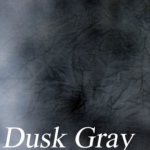 Dusk Gray Last Nights PhotoBooth Backdrop for Photo Booth Rental