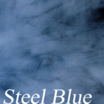 Steel Blue Last Nights PhotoBooth Backdrop for Photo Booth Rental