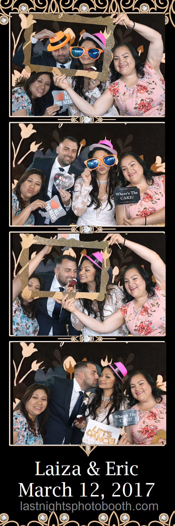 Photo Booth Rental for Laiza and Eric Wedding_40