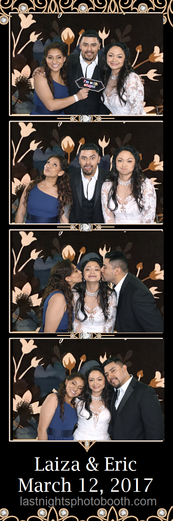 Photo Booth Rental for Laiza and Eric Wedding_44