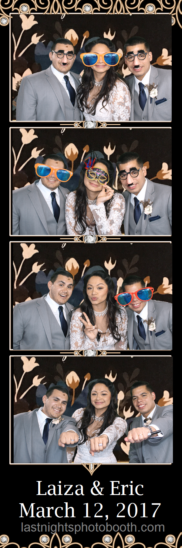 Photo Booth Rental for Laiza and Eric Wedding_48