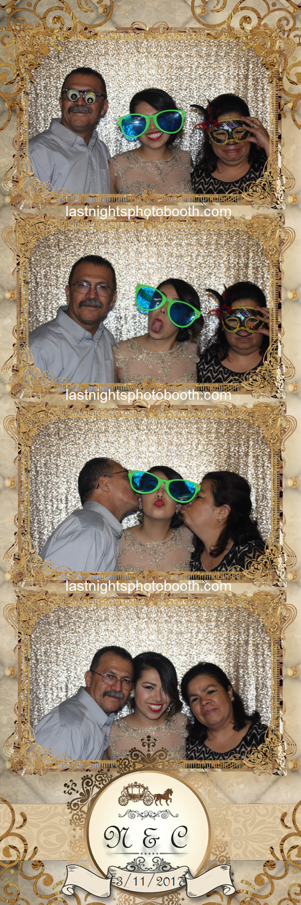 Photo Booth Rental for Nancy and Carlos Wedding_03