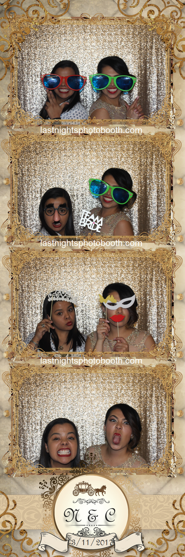 Photo Booth Rental for Nancy and Carlos Wedding_04