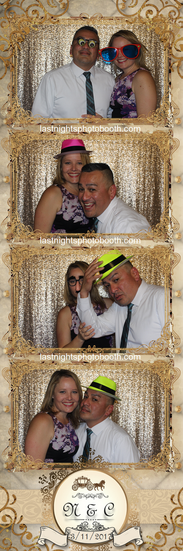 Photo Booth Rental for Nancy and Carlos Wedding_27
