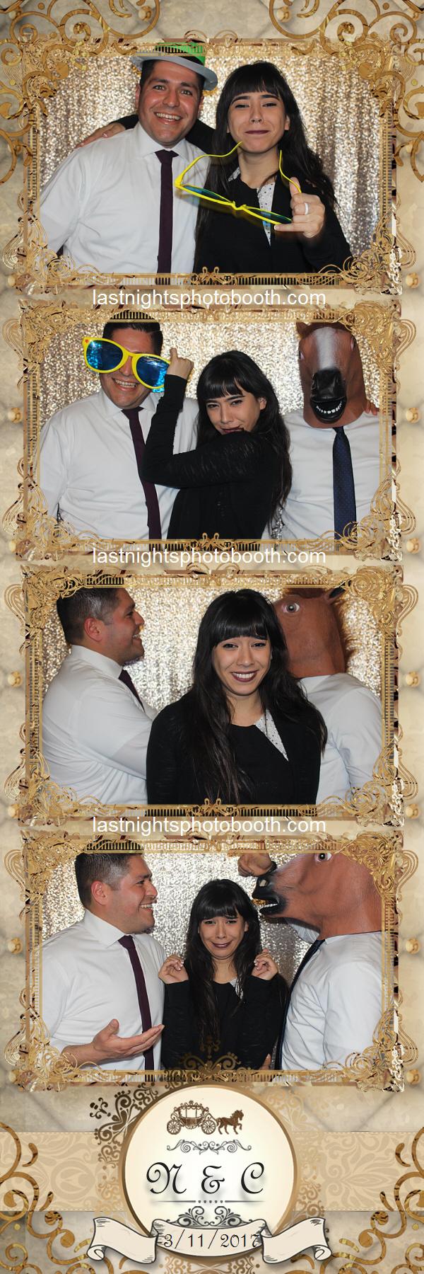 Photo Booth Rental for Nancy and Carlos Wedding_49