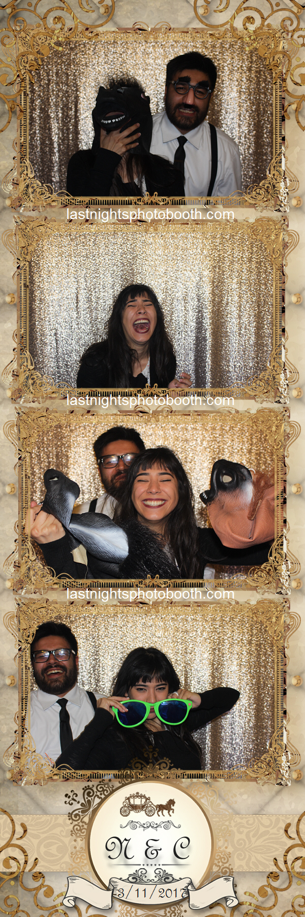 Photo Booth Rental for Nancy and Carlos Wedding_53