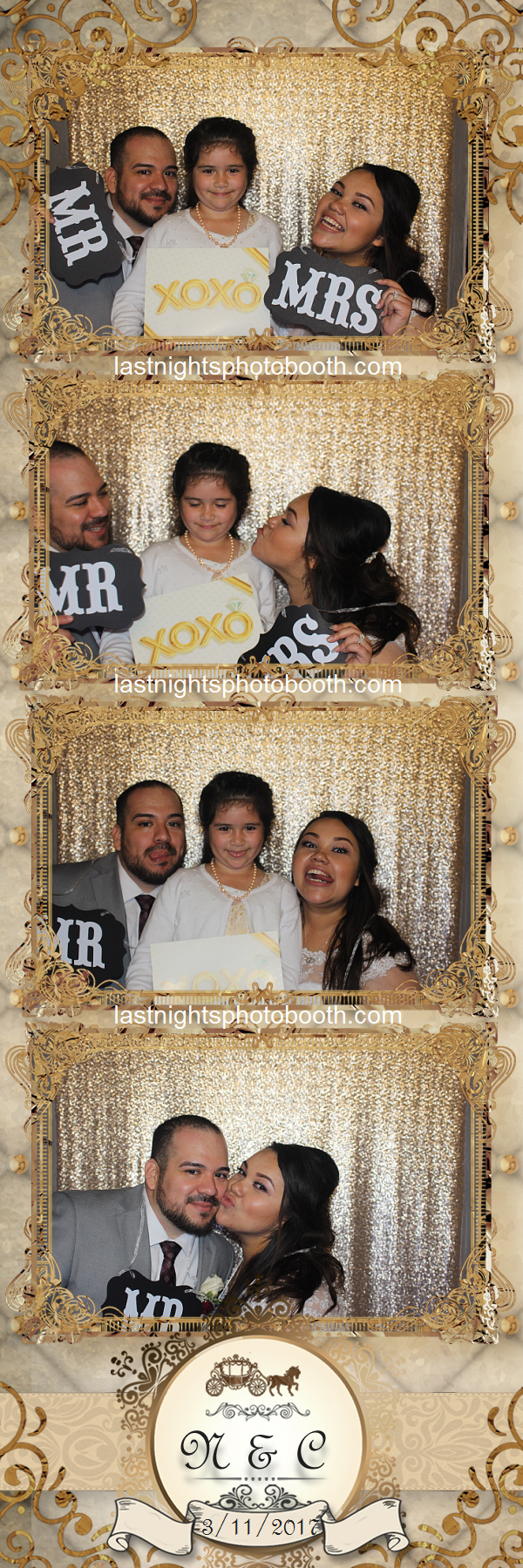 Photo Booth Rental for Nancy and Carlos Wedding_55