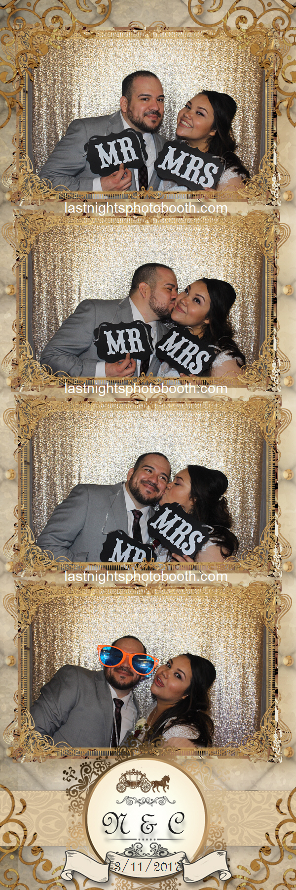 Photo Booth Rental for Nancy and Carlos Wedding_56