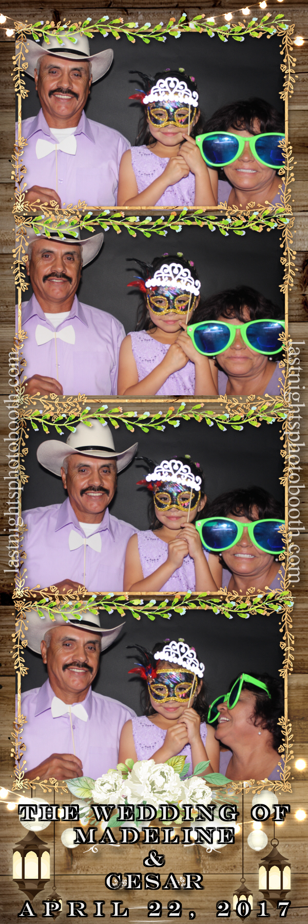 Photo Booth Rental For Madeline and Cesar Wedding_03