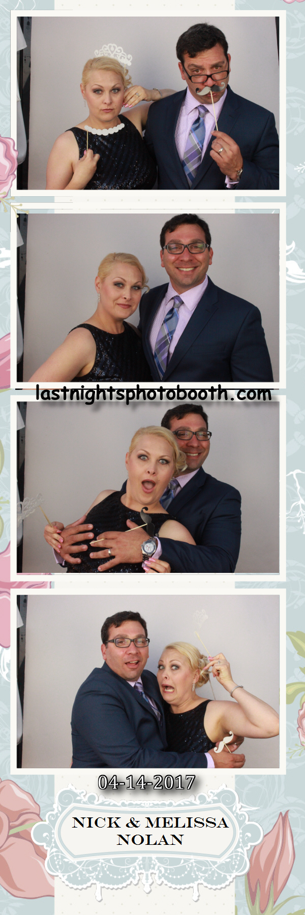 Photo Booth Rental for Nick and Melissas Wedding_02