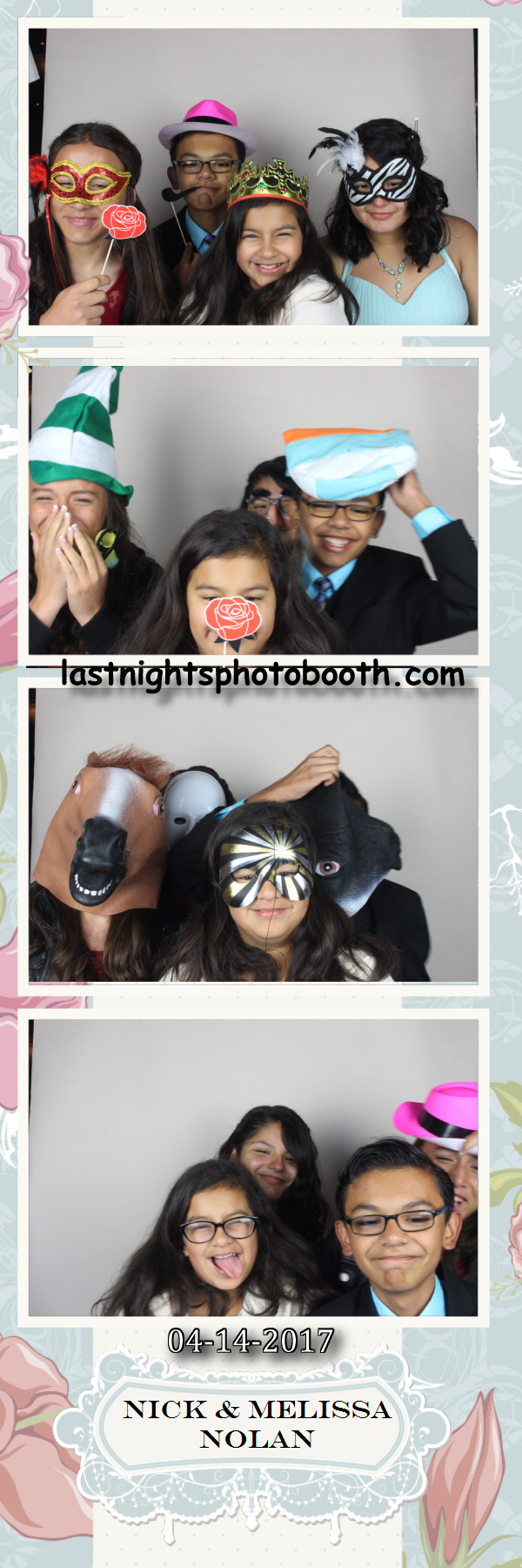 Photo Booth Rental for Nick and Melissas Wedding_24