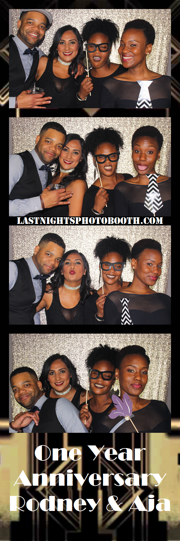 Photo Booth Rental for Rodney and Aja_51