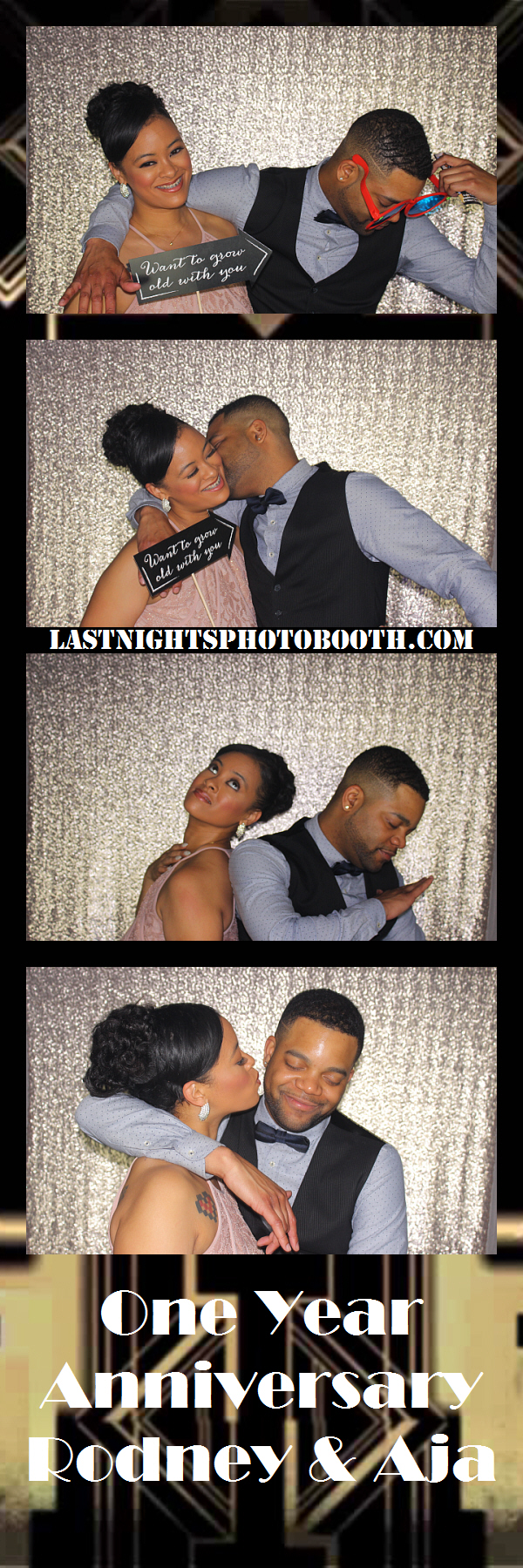 Photo Booth Rental for Rodney and Aja_63
