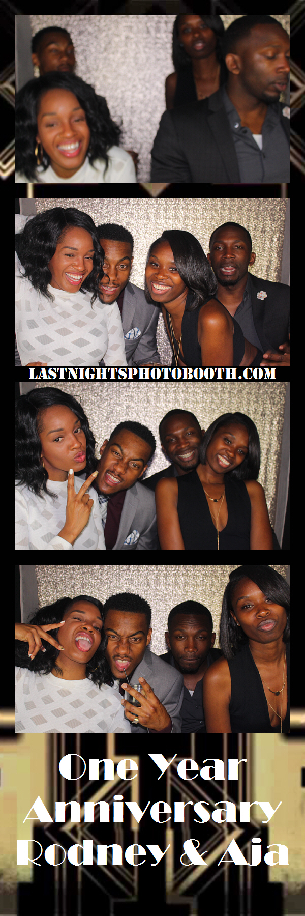 Photo Booth Rental for Rodney and Aja_77